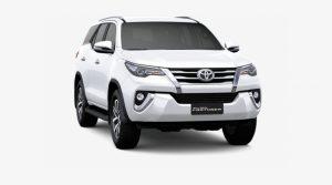 Sewa Mobil Fortuner Cirebon