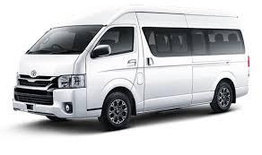 Sewa Mobil Hiace Cirebon