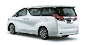 Sewa Mobil Alphard Cirebon